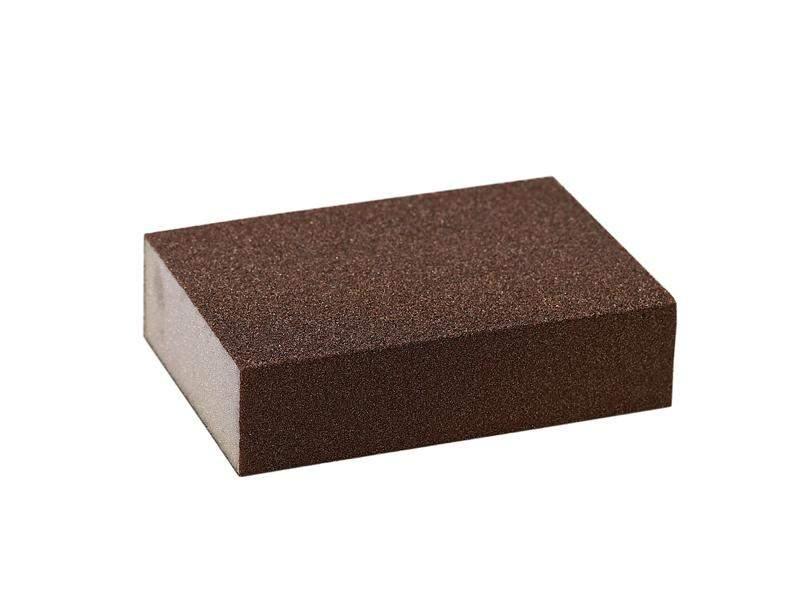 Блок шлифовальный зерно 100/60 98x69x26мм. SLG1130/60.100