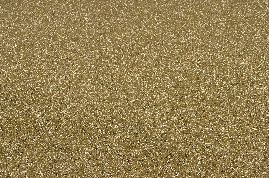 Бортик пристеночный треугольный ALPHALUX, 30*25 мм, L=4.1м, золото оливы, алюминий. ALF0284/30