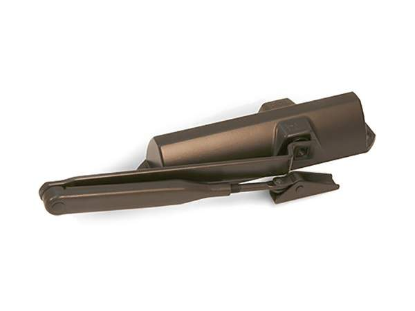 Доводчик DORMA TS-68 EN 2/3/4 с ФОП, коричневый. DRM0069.05