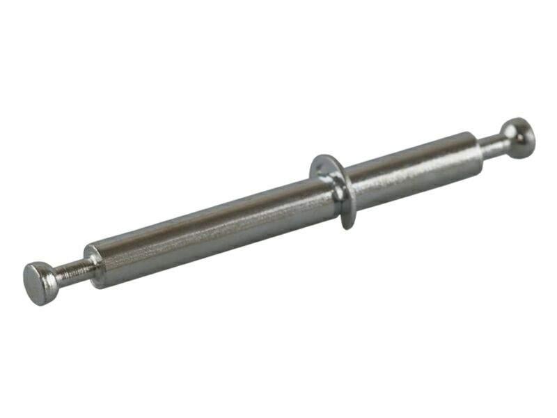 Дюбель двухсторонний FIRMAX D6,7*84 мм, для ДСП 16 мм, сталь, цинковое покрытие. FRM0741