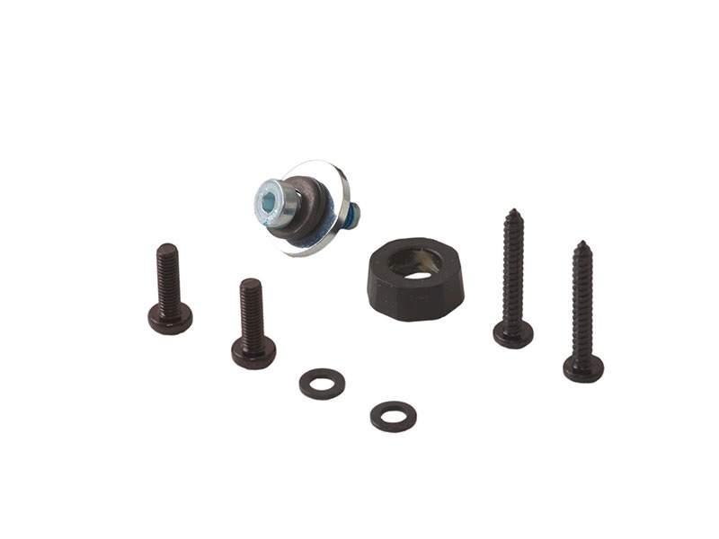 Рычаг стандартный для распашных приводов ED100/250 до 225 мм, серебро, 29271001. DOR2069.01