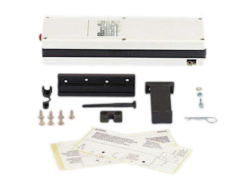 Автоматический привод цепной VARIA UNI 230V, белый, 01654560