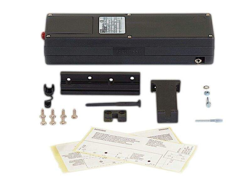 Автоматический привод цепной VARIA UNI 230V, чёрный, 01654010