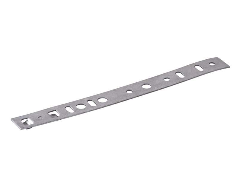 Пластина анкерная для профиля Rehau, TROCAL, WELTPLAST, 255 мм. ANK0059.12