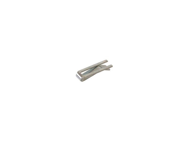 Зажим для фиксации щеточного уплотнителя FIRMAX. FRM2443