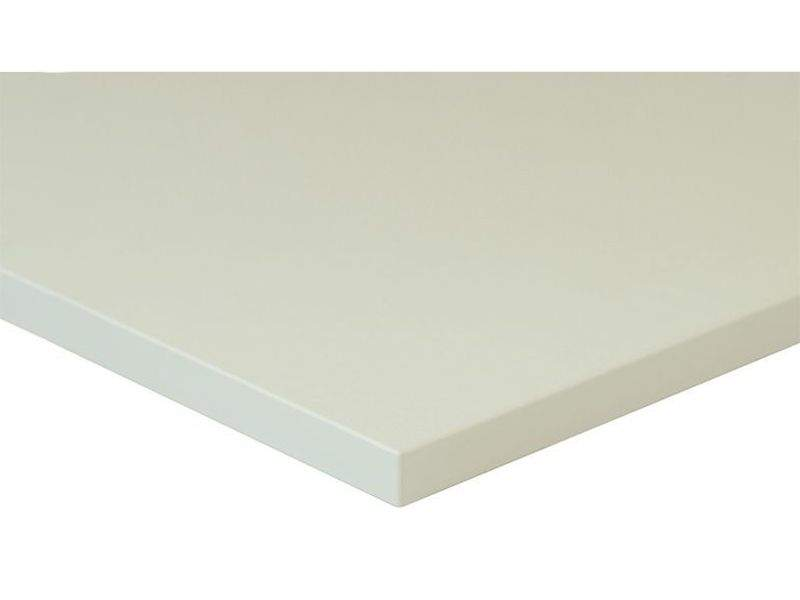 Фасад МДФ белый суперматовый MetalDeco (Blanco MetalDeco) ALVIC. FAS0250