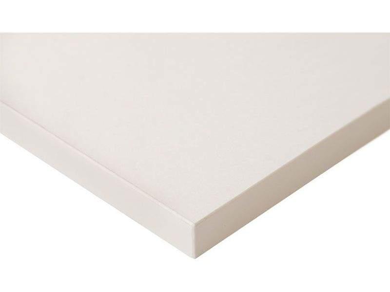 Фасад МДФ белый суперматовый Zenit (Blanco Supermat ZENIT) ALVIC. FAS0200
