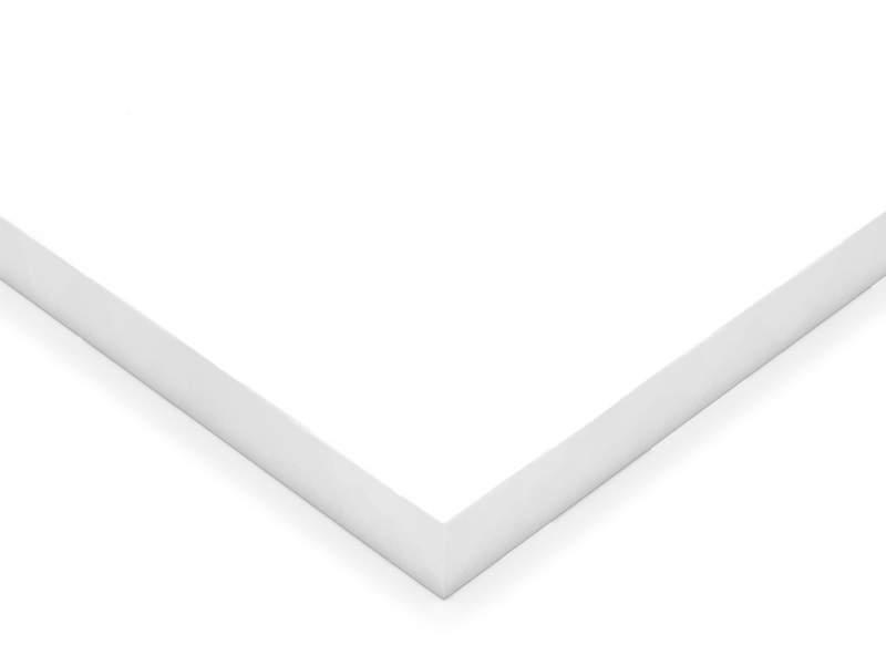 Фасад МДФ глянцевый белый 601 AGT. FAS0400/601
