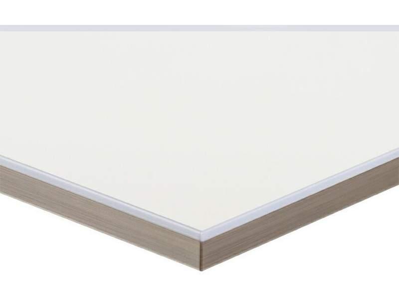 Фасад МДФ глянцевый белый (Blanco) ALVIC. FAS0001