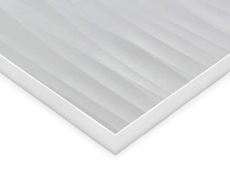 Фасад МДФ глянецево-матовый Сахара белый 662 AGT. FAS0400/662