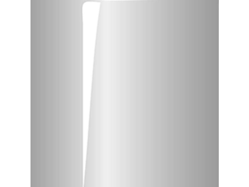 Фасад мебельный МДФ MIRROR, акрил, серебро. FASMKE0001