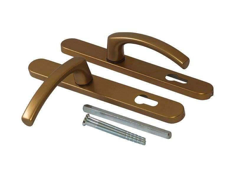 Гарнитур нажимной FKS подпружиненный, бронза 30A/1005/F4/TS72. MAX0023.27