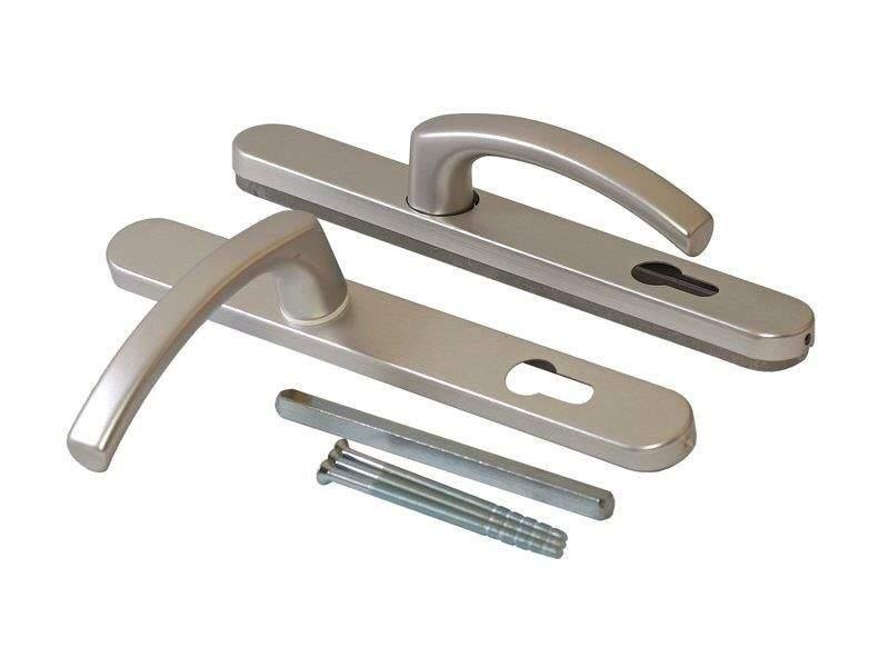 Гарнитур нажимной FKS подпружиненный, серебро 30A/1005/F1/TS72. MAX0023.01