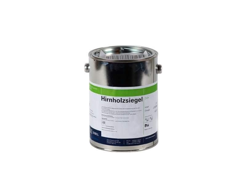 Герметик для торцевых срезов Zobel Hirnholzsiegel 5012 бесцветный, 2,5л. ZWP1009N