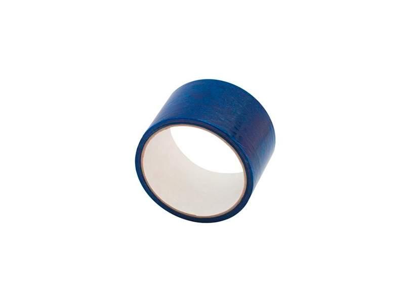 Голубой самоклеющийся пластик в рулоне, 6смХ45м. HAR09616
