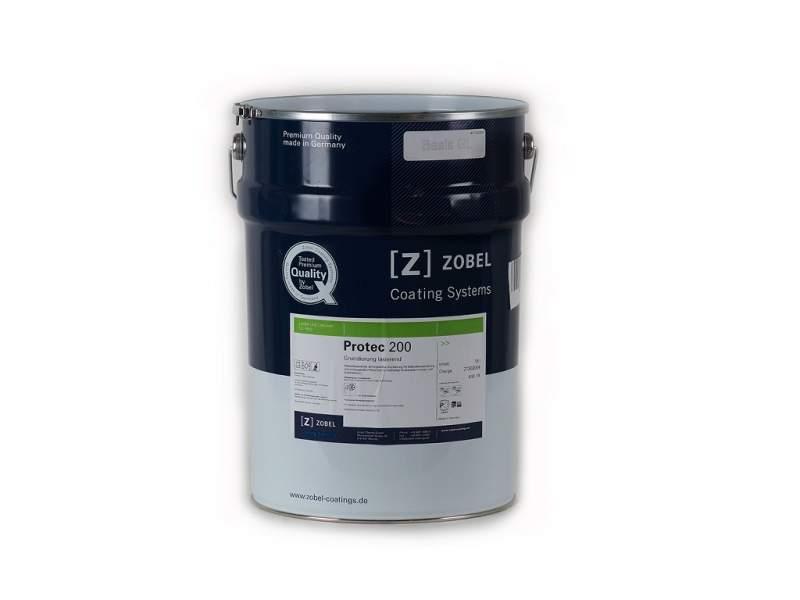 Грунт базисный Protec P200, база GL, бесцветный, 18 л. ZWP0200GL/20