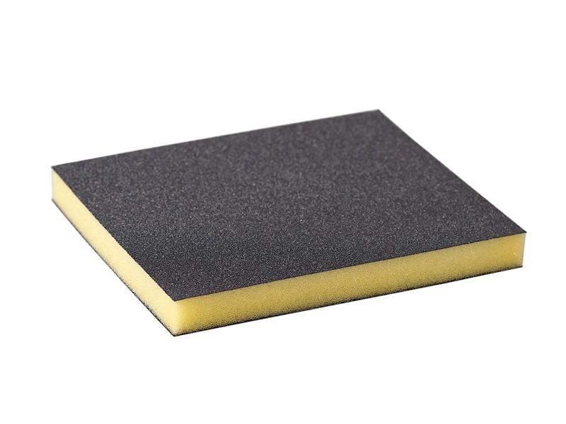 Губка шлифовальная 120x98x13мм P100 Flexifoam Soft Pad. SLG1133/100