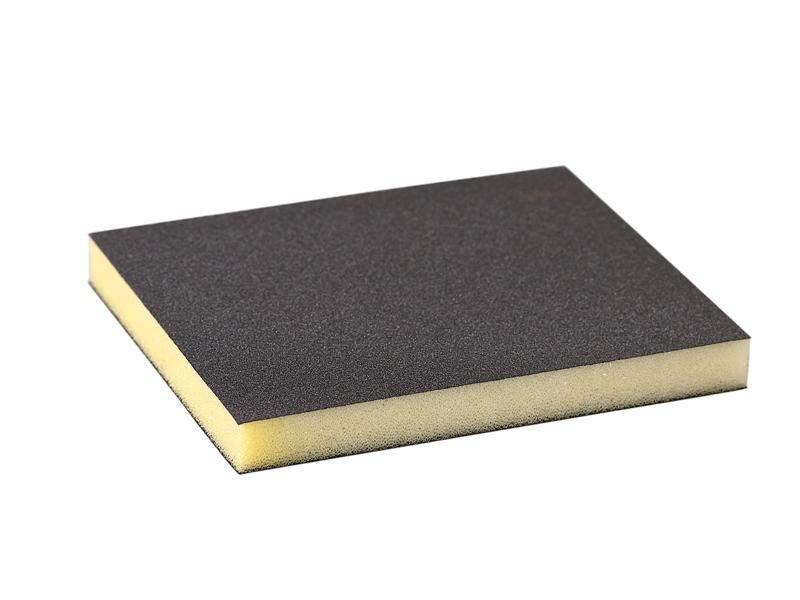 Губка шлифовальная 120x98x13мм P150 Flexifoam Soft Pad. SLG1133/150