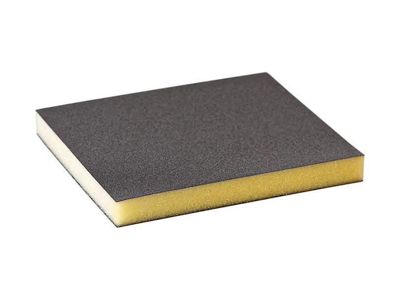 Губка шлифовальная 120x98x13мм P180 Flexifoam Soft Pad. SLG1133/180