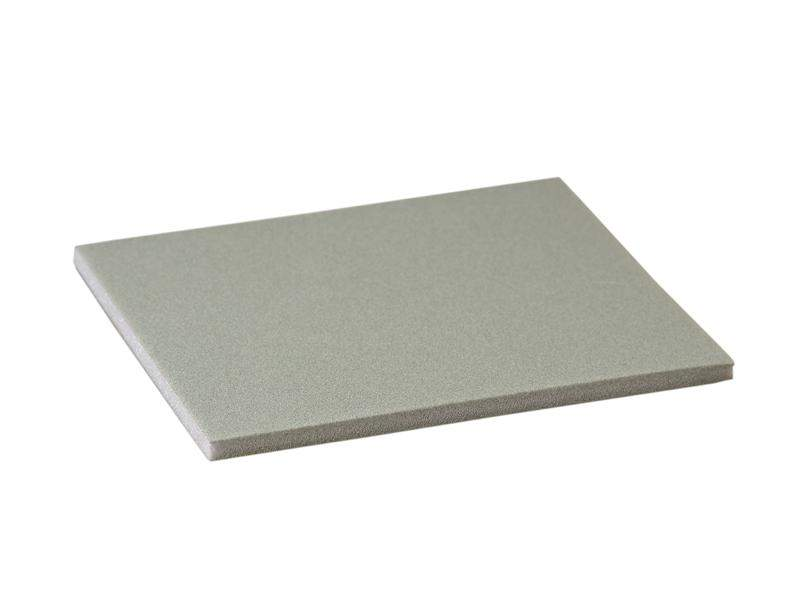 Губка шлифовальная Flexifoam Pad HD2S 98x123x5мм P280. SLG1134/280
