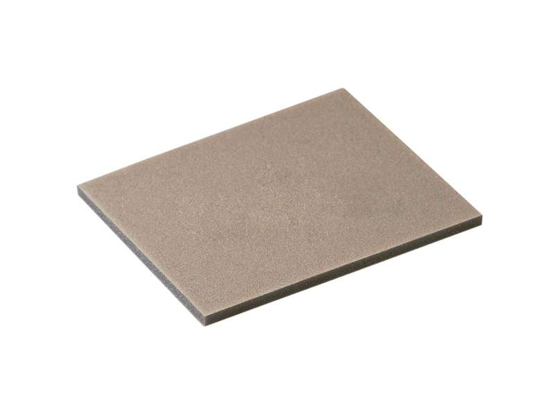 Губка шлифовальная Flexifoam Pad HD2S 98x123x5мм P60. SLG1134/60