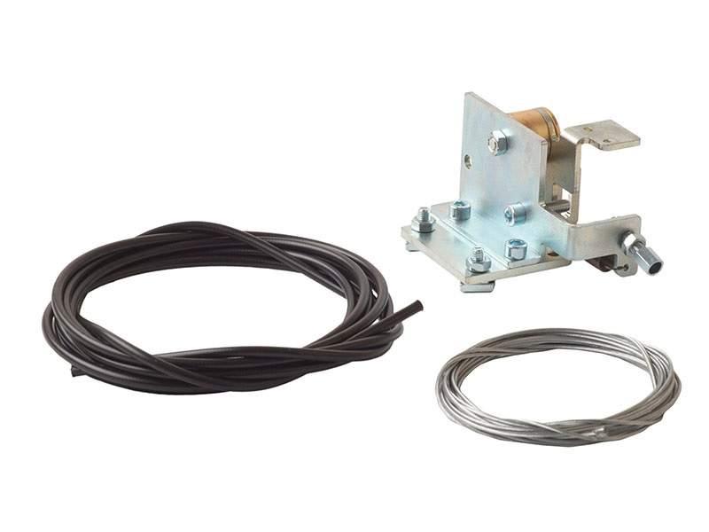 Кнопка для ручной разблокировки замка на крышке привода 4000120. DOR2096