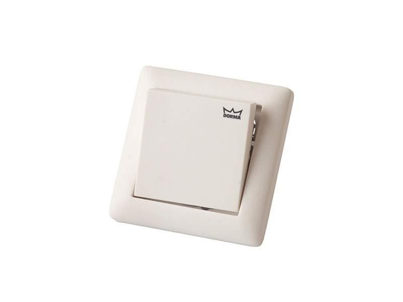 Кнопка с функцией HOLD-OPEN для распашных приводов Система 55 19144701170. DOR2064