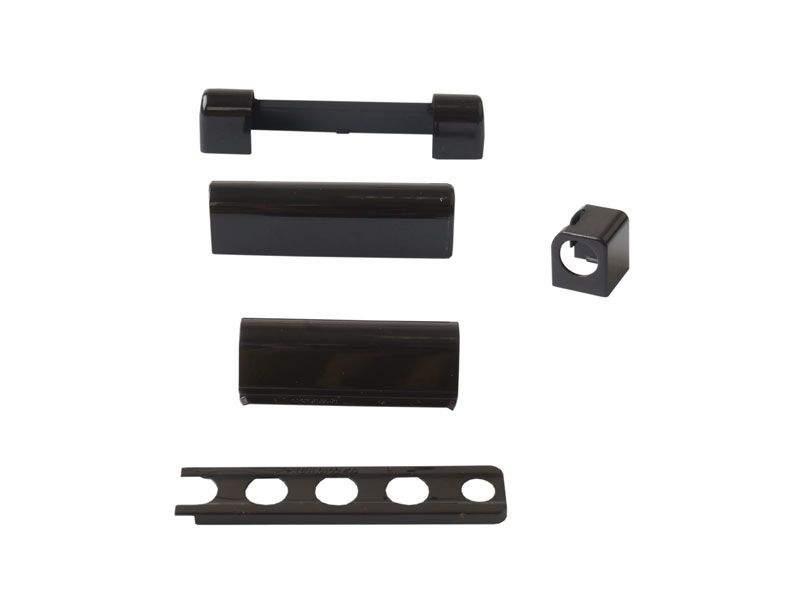 Комплект накладок RAL8077 Коричневый (5 позиций)