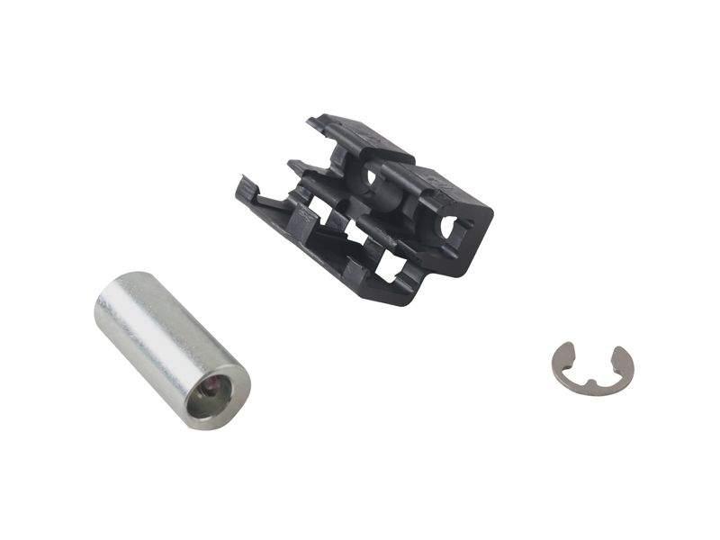 Комплект для гибкой тяги, черный. ELM0313.06