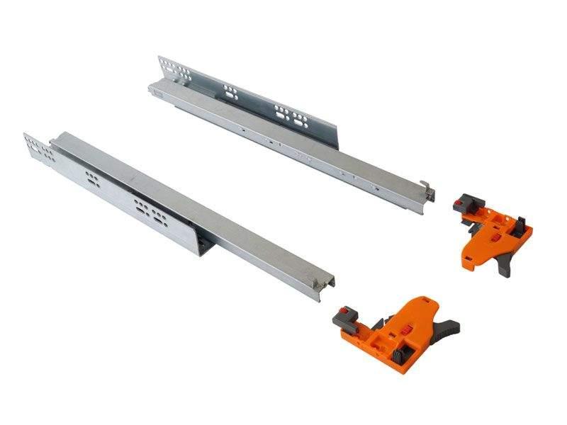 Комплект направляющих Firmax L=300мм, полного выдвижения, 3D регулировка. FRM0333.S30