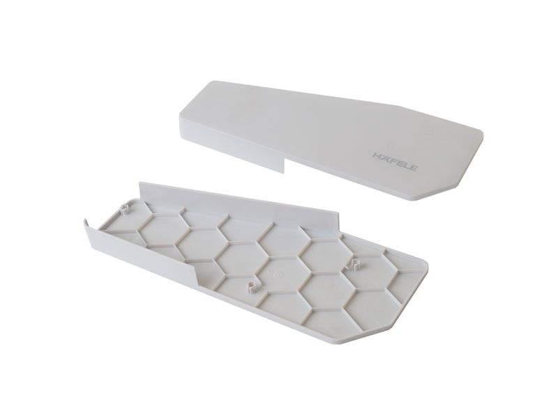 Комплекты заглушек (левая + правая) для механизма Free Fold, серый. HWL0210.Z43