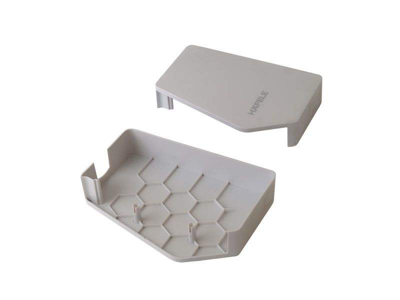 Комплекты заглушек (левая + правая) для механизма Free flap 3.15 (модели D,F,E,G), серый. HWL0200.Z43/2