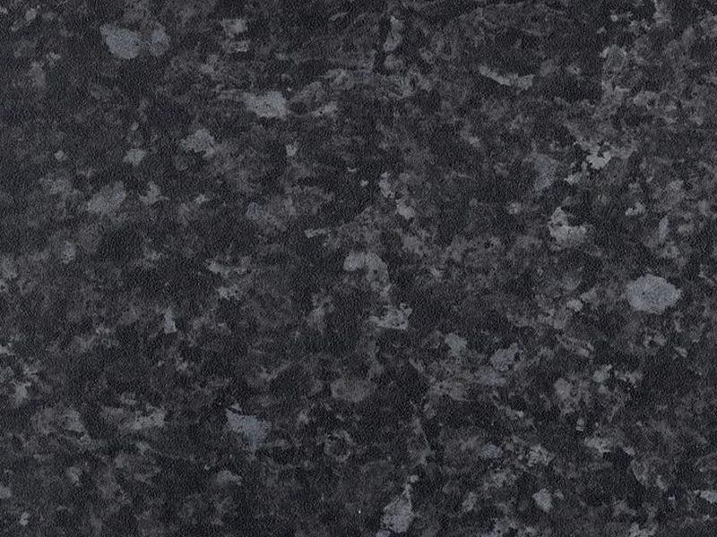 Кромка с клеем VEROY Гранит чёрный глянец 44мм.. VER0034/20