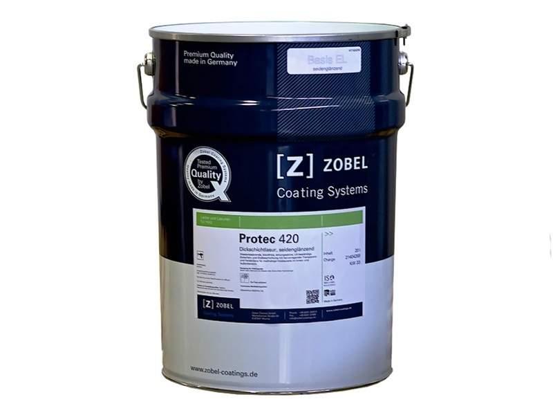 Лак оконный Zowo-tec 420 EL антиблокировочный, 20л. ZWP0420EL/20