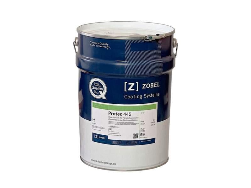 Лак для подоконников Zowo-tec 445, 20 л. ZWP0445H/20