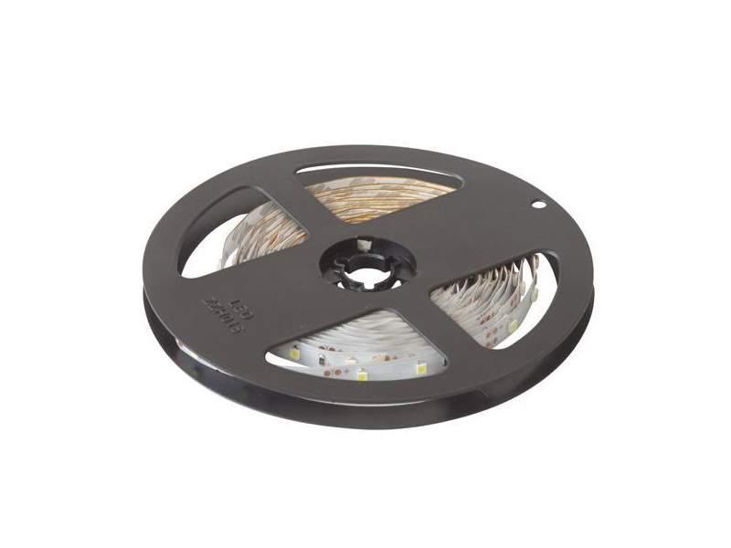 Лента светодиодная ZAR-LDL3-8mm-60K, 5 метров, белый холодный свет. LED0301