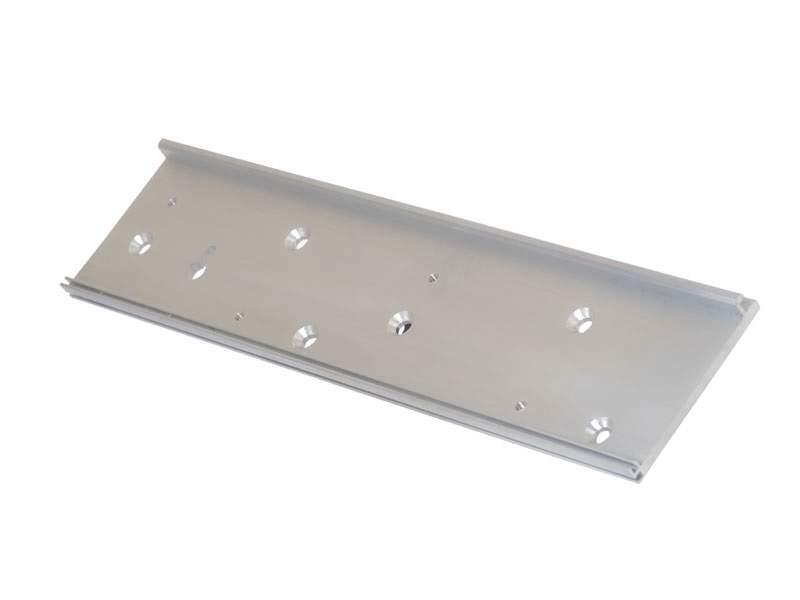 Монтажная пластина 4150мм без обработки 25505103120. DOR2034