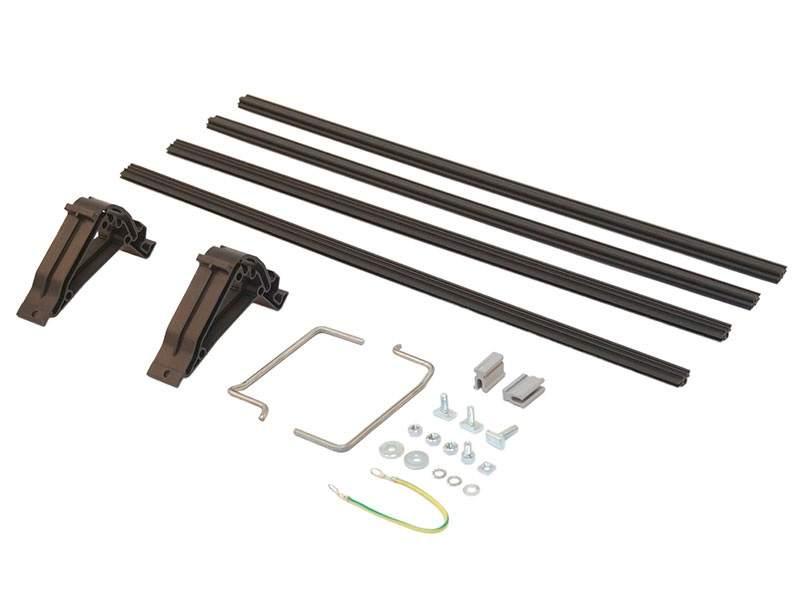 Монтажный набор крепления крышки привода (набор I-IV) 4010150. DOR2054