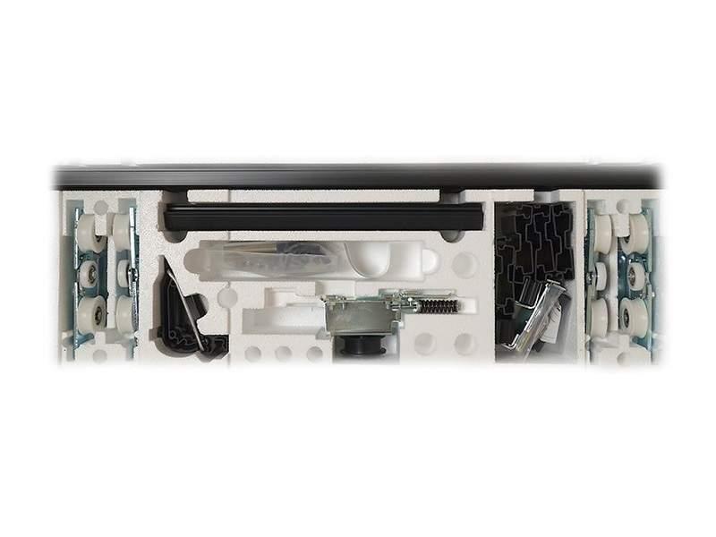 Набор для 2-створчатой двери без электромеханического замка 4010211. DOR2030