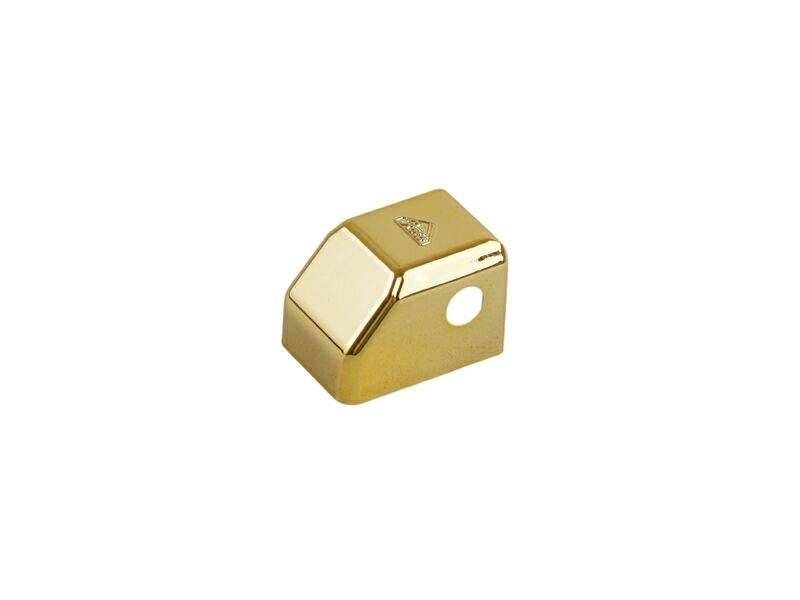 Накладка декоративная K нижняя рамная, малая, золото, Roto. 258920