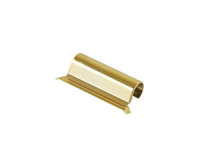 Накладка декоративная K верхняя створчатая, малая, золотая, Roto. 230245