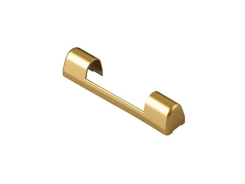 Накладка декоративная верхней петли на раме, S, золото матовое, Siegenia. FKSL0010-L37060