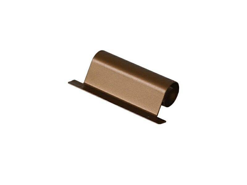 Накладка декоративная верхней петли на створке, WH, бронза старая, Siegenia. FKWB0020-0G7010