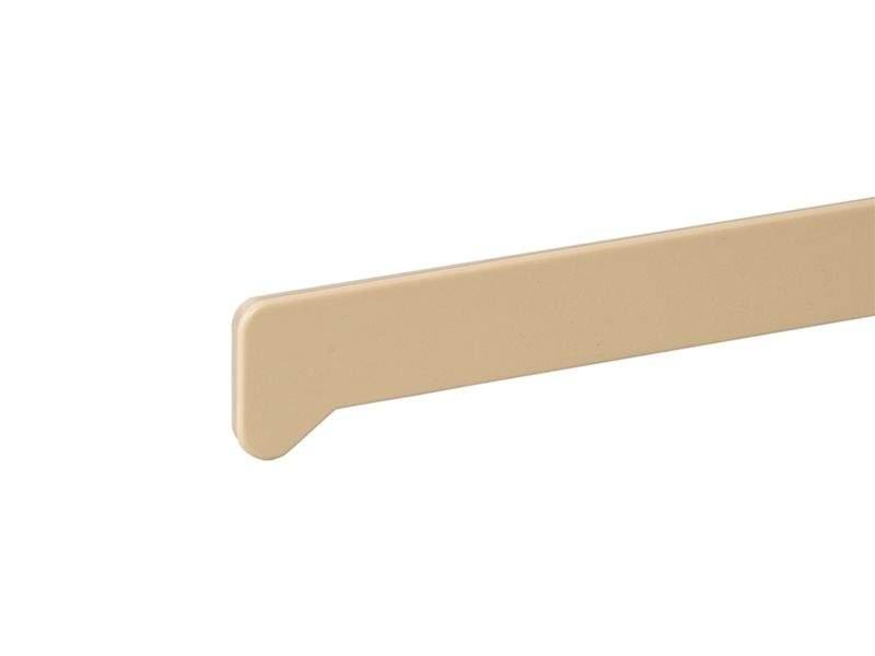 Накладка торцевая BAUSET для подоконника Moeller LD S 30 625мм, слоновая кость. ROS0766.47/1