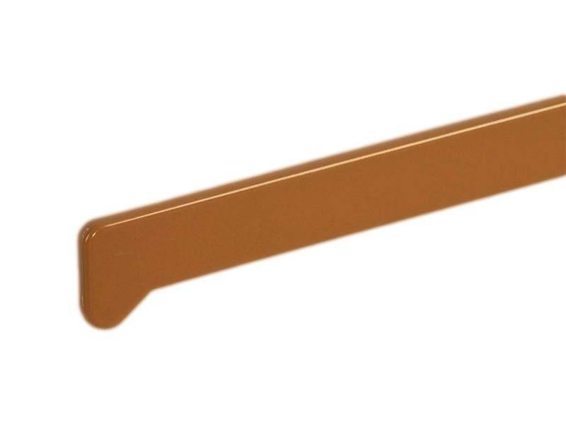 Торцевая заглушка Moeller 460мм, золотой дуб