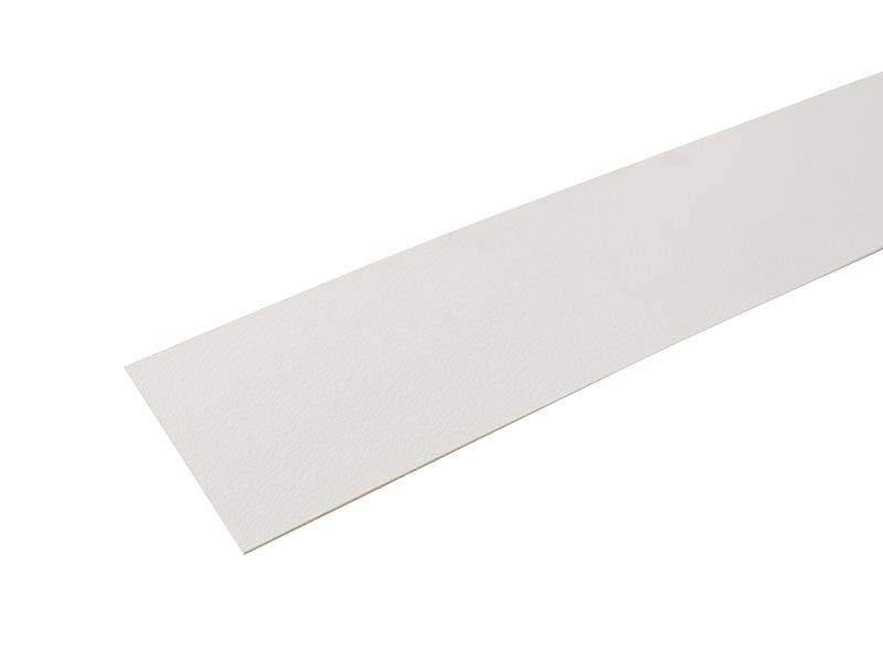 Накладка торцевая Werzalit самоклеящаяся 610х36мм, белая матовая. WER0007.07/2