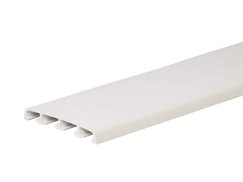 Наличник VPL 78х10 мм белый 6,0 м