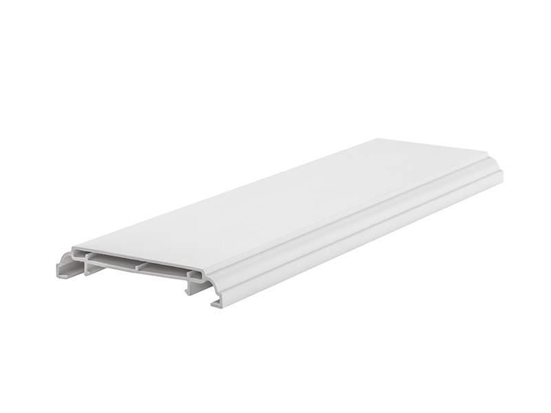 Наличник дверной Qunell N-75мм белый 6,0 м. KNL0010.07/DVR