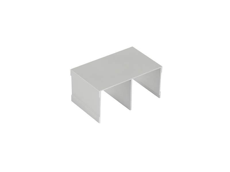 Направляющая верхняя FIRMAX, алюминий, серебро, 5800 мм. FRM2402.02/11