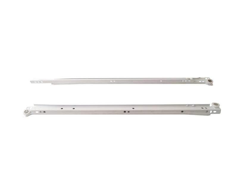 Роликовые направляющие Firmax 500мм, белый (4 части). FRM0275.07